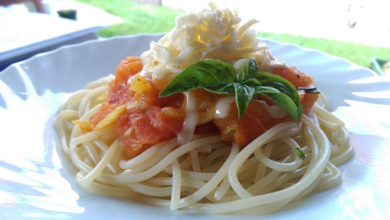 Kačíkova omáčka z rajčat