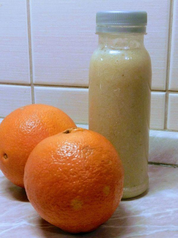Smoothie – zimní dávka vitamínů