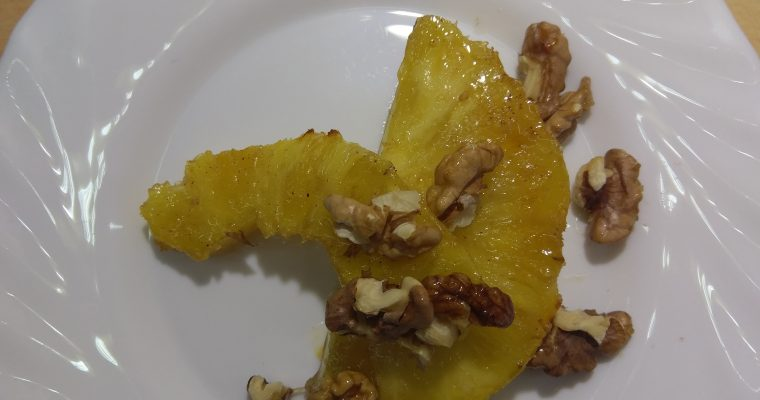 Pečený ananas